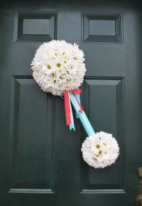 25+ best ideas about Baby Door Decorations on Pinterest