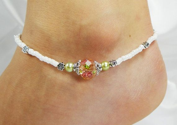 12.50€. bracelet chevilles.