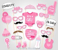 Best 25+ Baby Shower Props ideas on Pinterest