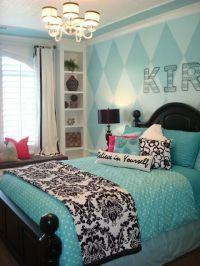 Best 20+ Teal Teen Bedrooms ideas on Pinterest | Blue teen ...