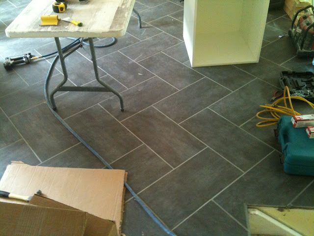 herringbone pattern with 12 x 24 tile  tiles 12 x24