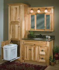 25+ Best Ideas about Rustic Hickory Cabinets on Pinterest ...