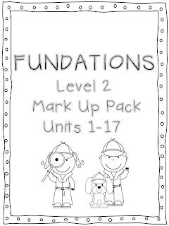 123 best images about Wilson fundations on Pinterest