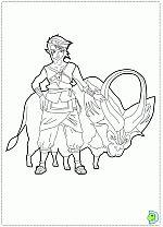 74 best legend of zelda coloring pages images on Pinterest