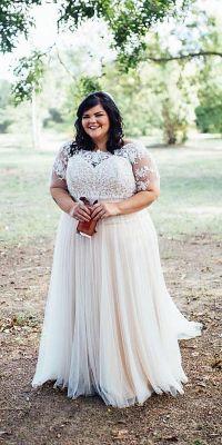 Best 25+ Plus size wedding ideas on Pinterest   Plus size ...