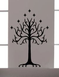 Tree of Gondor large Wall Decal FREE SHIPPING by