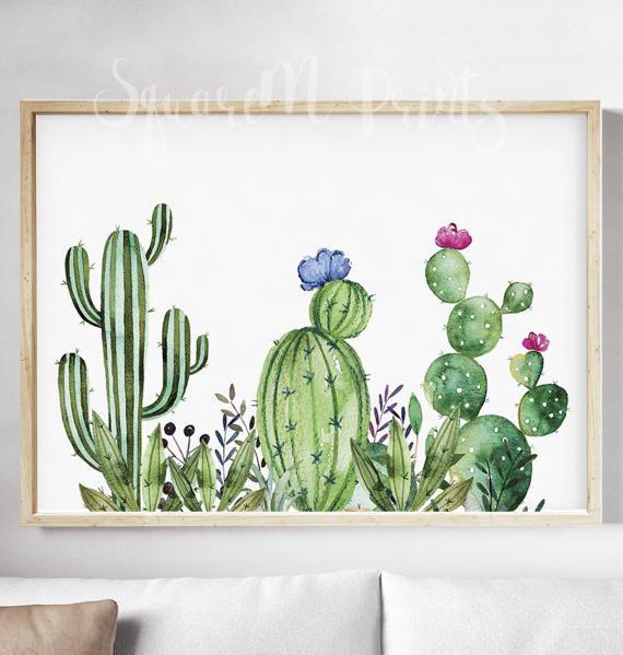 25 Best Ideas About Cactus Decor On Pinterest Cactus Colour