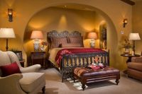 Master Bedroom - Spanish Colonial | My Style | Pinterest ...
