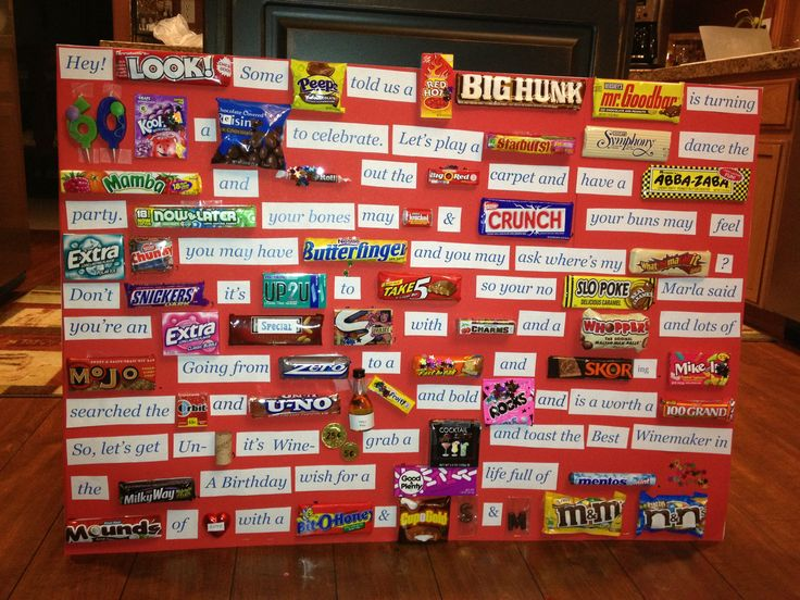 1000 Images About Candy Grams For The Hubby On Pinterest