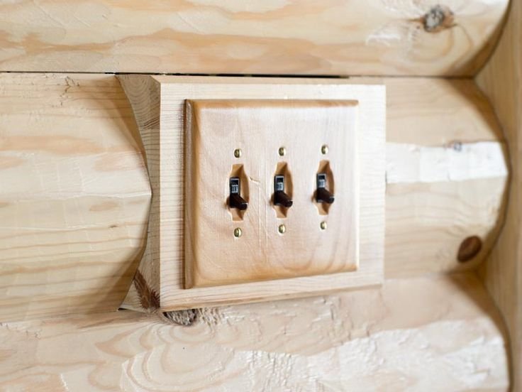 Interior Logs For Walls Boxes Amp Switch Covers Half