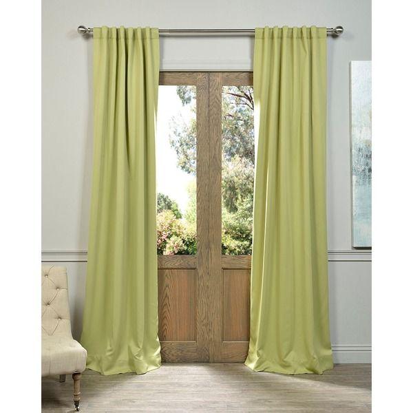 Sunblock Curtains