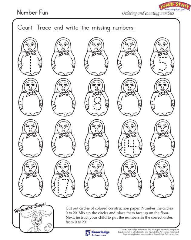 87 best images about Kindergarten Worksheets on Pinterest
