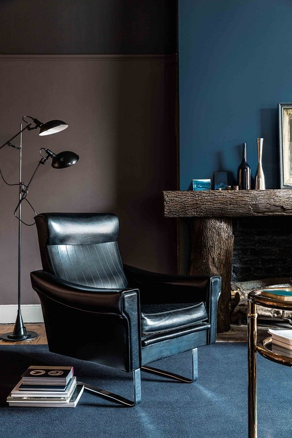 Dulux Colour Trends for This Autumn  Vintage Autumn and Teal