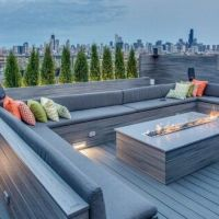25+ best ideas about Rooftop Deck on Pinterest | Rooftop ...