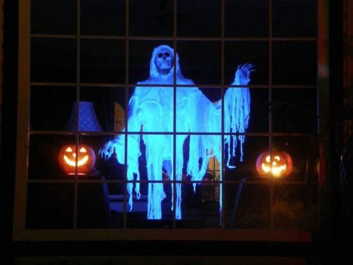 Awesome Halloween decoration: