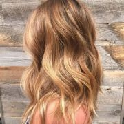 ideas honey blonde