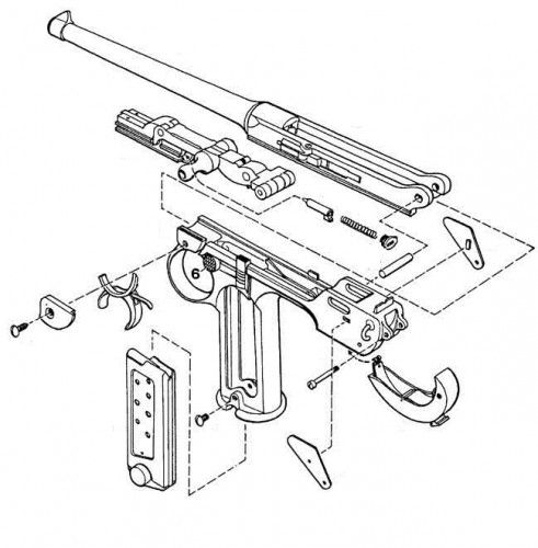 Manual Walther Pp