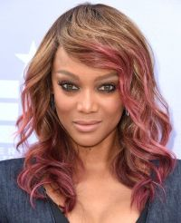 1000+ ideas about Tyra Banks Hair on Pinterest | Bangs ...