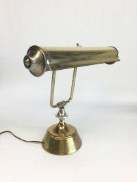 Vintage Lamp, Brass Piano Lamp, Vintage Piano Lamp ...