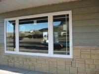 Simonton XOX window with perimeter grids   Simonton ...
