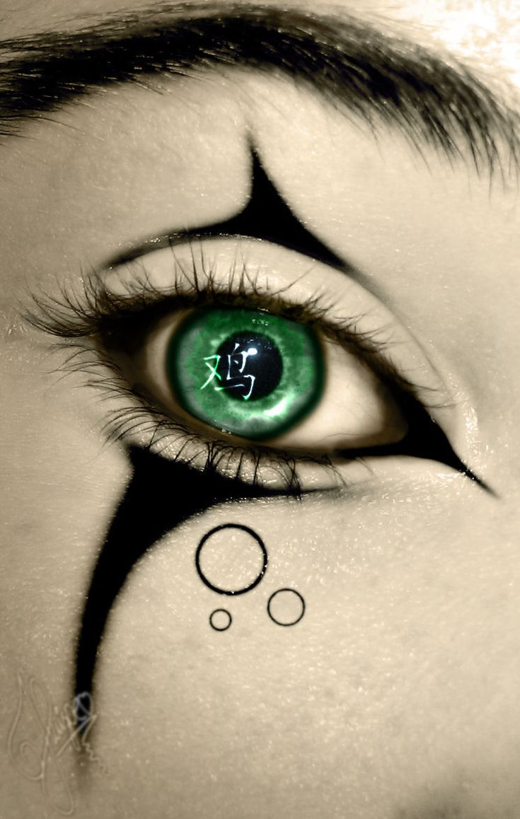 Eye Art Once Again By Huispedeviantartcom Eyes