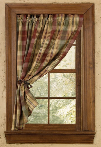 Best 25 Country window treatments ideas on Pinterest