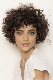 ideas short curly
