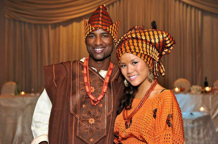 Nigerian And Thai Wedding TRADITIONAL WEDDINGS