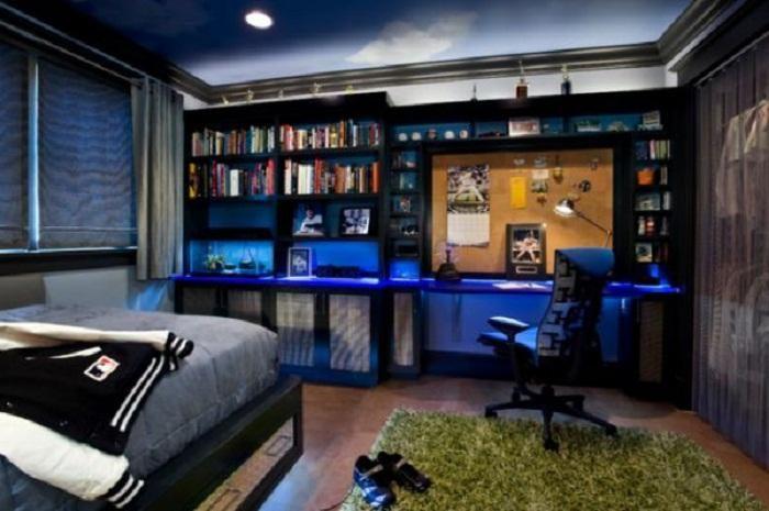 High Tech Bedroom Ideas For Teenage Guys Nicole S
