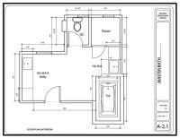 Hollywood Hills Master Bathroom Design Project- The Design ...