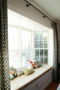 17 Best ideas about Bay Window Seats on Pinterest