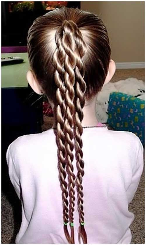 25 Best Ideas About Cute Hairstyles For Kids On Pinterest Kid