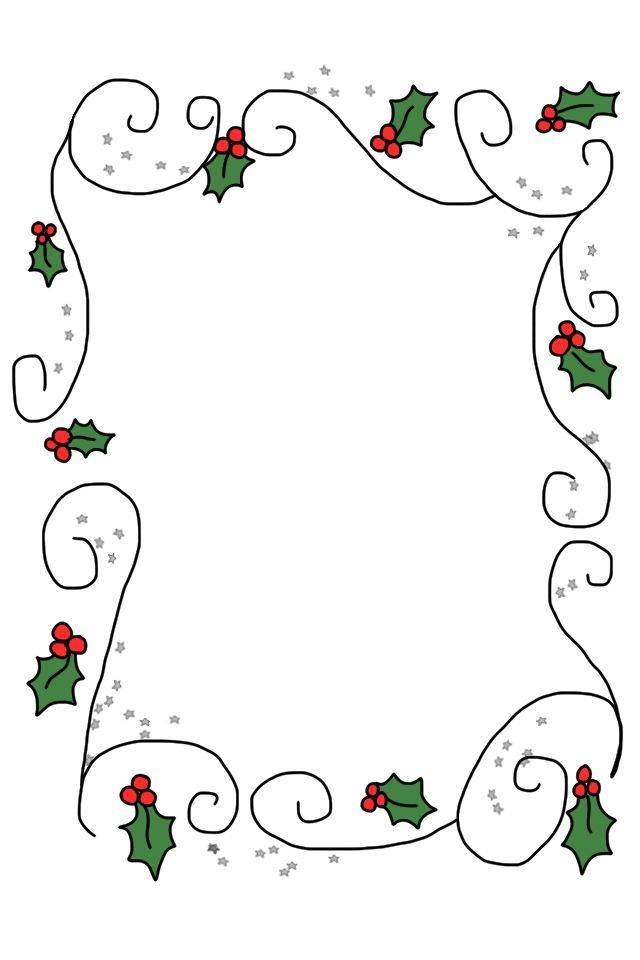 17 Best images about Christmas Letter Printables on