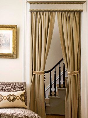 17 Best ideas about Doorway Curtain on Pinterest