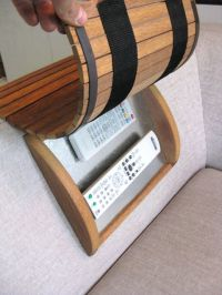15 best images about DIY remote control holders on Pinterest