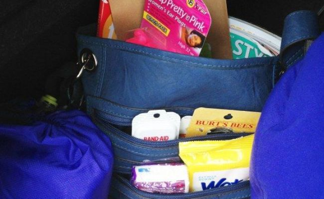 Airplane Travel Survival Kit Great Gift For Overseas