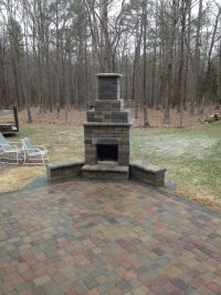 24 best images about Charlotte Outdoor Fireplaces on ...
