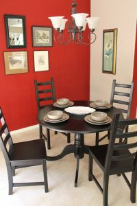 17 Best ideas about Red Accent Walls on Pinterest | Red ...