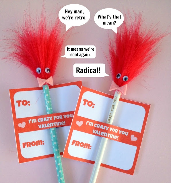 18 Best Images About Fuzzy Pencil Toppers On Pinterest