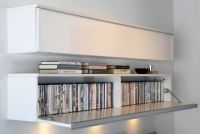 Besta Burs Wall Shelf | Living Room | Pinterest | Cd Dvd ...