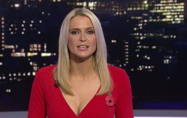 Jo Wilson Sky Sports Cleavage Google Search Jo Wilson