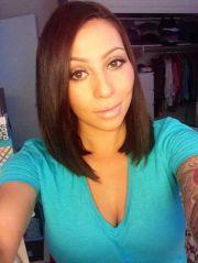 long bob line haircut brown