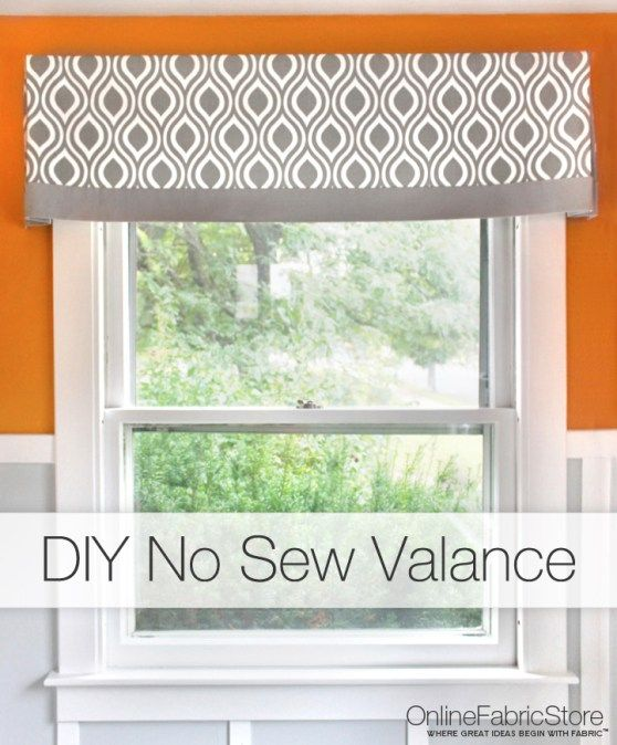 living room curtain ideas for small windows furniture design 25+ best about valance tutorial on pinterest | box ...