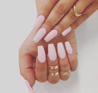25+ best ideas about Light pink nails on Pinterest   Light ...