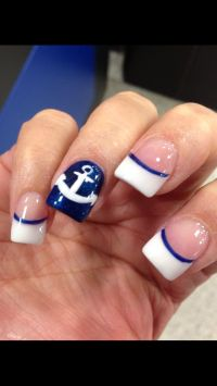 Great for a cruise! | Nails | Pinterest | Nails and Cruises