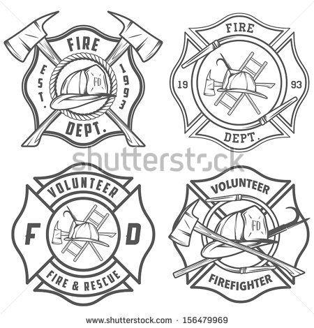 17 Best ideas about Fireman Tattoo on Pinterest