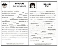 25+ Best Ideas about Mad Libs For Adults on Pinterest ...