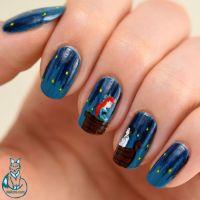 1000+ ideas about Mermaid Nail Art on Pinterest | Mermaid ...
