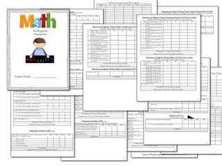 1000+ images about Kindergarten Assessment & Evaluation on