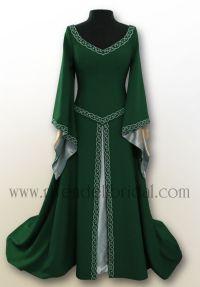 25+ best ideas about Celtic dress on Pinterest   Medieval ...